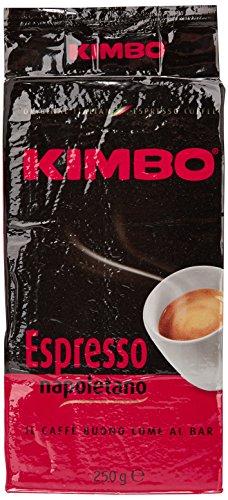Kimbo Napoletano, gemahlen - vakuumverpackt , 250 g