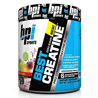 BPI Sports Best Creatine Net Wt. 10.58 Oz by BPI Sports