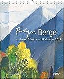 Berge 2018 - Postkartenkalender -