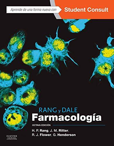 Rang y Dale. Farmacología + StudentConsult por Humphrey P. Rang