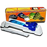 Zamishen Multifunzione Sushi Maker Macchina Verdure Carne Roller Helper UVA Foglia di Cavolo Rullo, Sushi Rolls Made Easy 1PC Cucina smerigliatrice