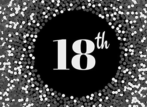 18th: Grey Cover Design 18th, Eighteen, Eighteenth, Birthday, Anniversary Party Guest Book. Free Layout Message Book For Family and Friends To Write ... Advice: Volume 14 (Celebration Guest