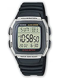 Casio Collection Herren-Armbanduhr W96H1AVES