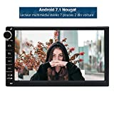 Eincar Android 7.12GB + 32GB Audio double DIN 2DIN Navigation GPS No-dvd...