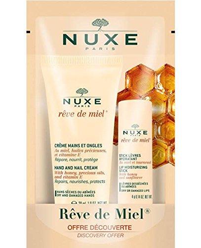 Nuxe Rêve de Miel Offre Découverte Crème Mains...