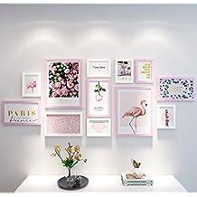 Foto Wand GAO JI FENG 12 Bilderrahmen Wand Galerie Kit Enthält: Wand