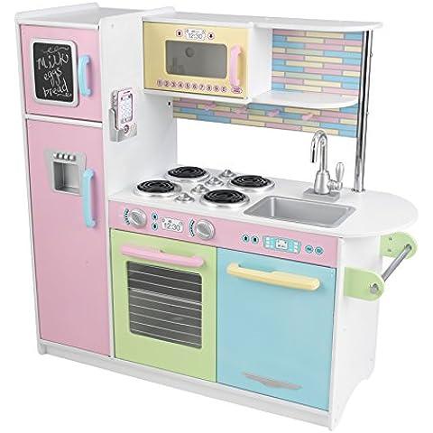Uptown Pastel Kitchen