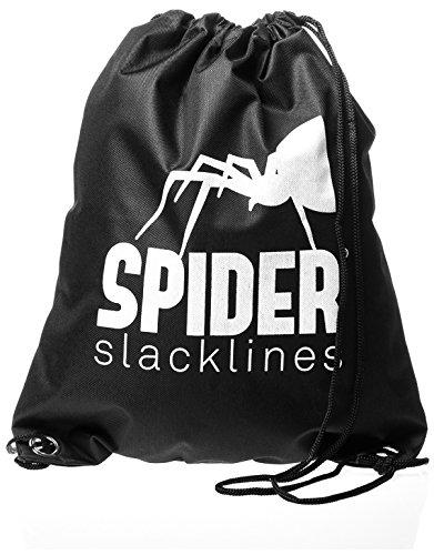 SPIDER SLACKLINES PRO line 20m Klettern Jonglieren - 3