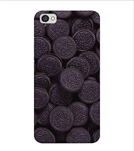OBOkart Biscuit wallpaper 3D Hard Polycarbonate (Plastic) Designer Back Case Cover for Xiaomi Redmi Y1 Lite