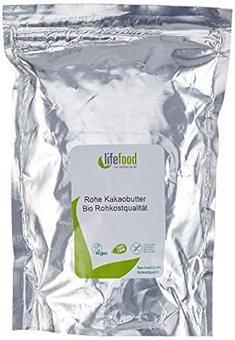 lifefood Kakaobutter, 1er Pack (1 x 200