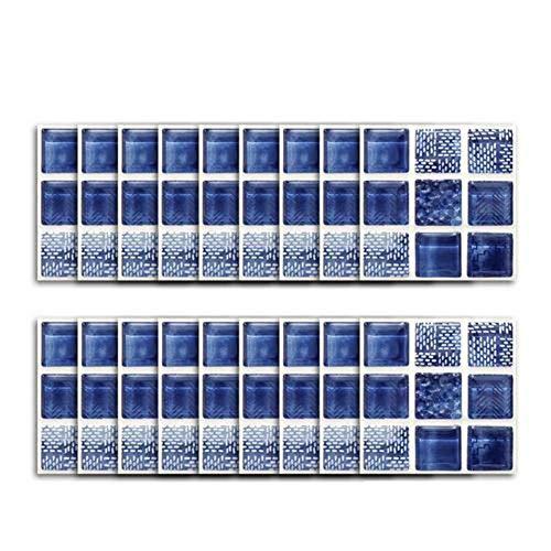 Eternitry Pegatinas azulejo Autoadhesivo Impermeable