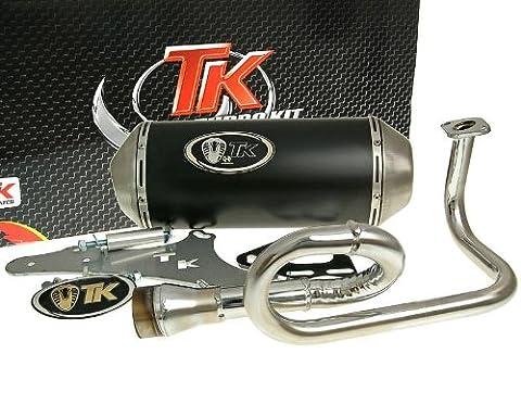 Pot d'échappement turbo kit gMax 4T