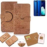 K-S-Trade 360° Cover cork Case for Hisense Infinity H11