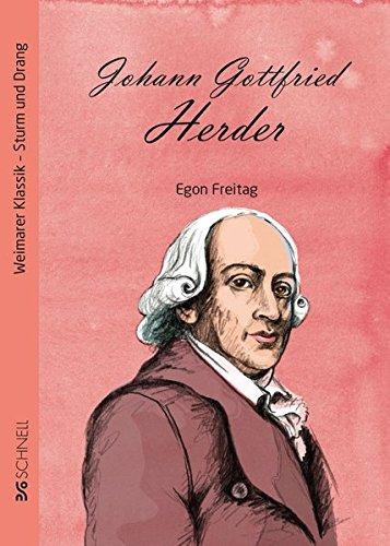 Johann Gottfried Herder: Biografie (Biografien)