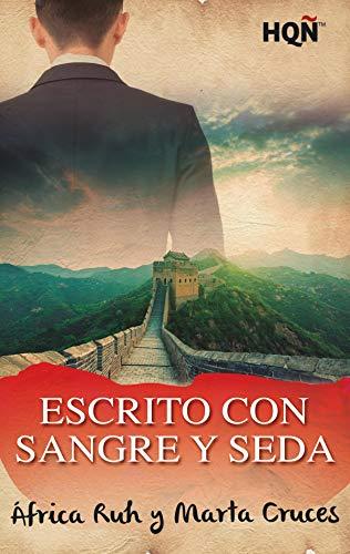Escrito con sangre y seda, África Ruh & Marta Cruces (rom) 51uNbEpVsqL