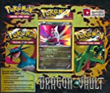 Pokemon Latias: Card Game Dragons Vault Special Edition 3-Pack [1 Booster Pac...