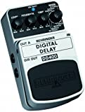 Behringer DD400 Digital Delay/Echo Effects Pedal