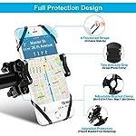 OMERIL-Supporto-Smartphone-Bici-Supporto-per-Cellulare-360-Rotabile-Porta-Cellulare-Moto-MTB-Sostegno-Telefono-Bici-per-GPS-Navigatore-e-Dispositivi-Elettronici-35-65-Manubrio-17-35-mm