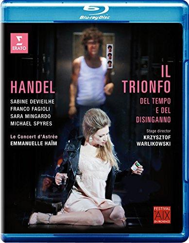 Preisvergleich Produktbild Händel - Il Trionfo del Tempo e del Disinganno [Blu-ray]