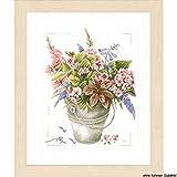 Lanarte Kit au Point Compté Composition Florale