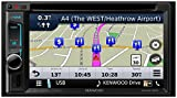 Kenwood dnx-317bts Navigation System 6.2Inch Resistive Touch Screen With DVD, Anti Glare, Fixed