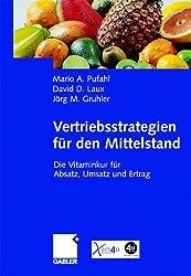 Vertriebsstrategien für den Mittelstand: Die Vitaminkur für Absatz, Umsatz und Ertrag