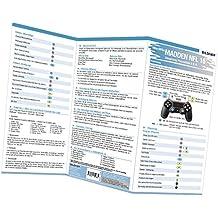 Madden NFL 16 - Die komplette Spielsteuerung groß auf einen Blick!: Version für PS3 und PS4