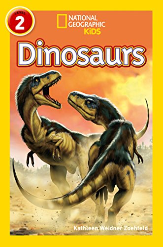 Dinosaurs: Level 2 (National Geographic Readers)