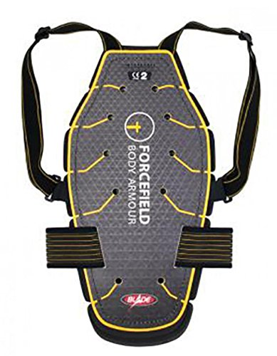 Protection dorsale Forcefield Taille M pour cc de a FF1008-08 etat Neuf Protection dorsale moto scooter quad Blade de marque Forcefield taille M conforme à la norme CE EN1621 moulée en 3D, technologie de performance répétée (RPT). Cette protection e