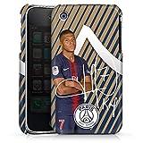 DeinDesign Coque Compatible avec Apple iPhone 3Gs Étui Housse Paris Saint-Germain Mbappé PSG