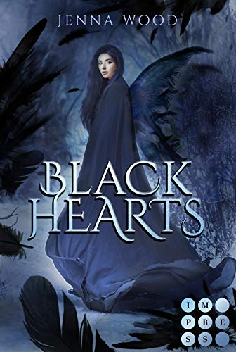 Die Black-Reihe 1: Black Hearts: Düsterer Liebesroman für Fantasy-Fans (1)
