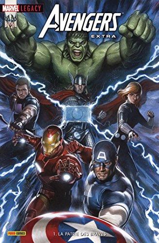 Marvel Legacy : Avengers Extra nº1
