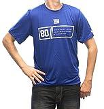 M?nner Nike New York Giants Victor Cruz Spieler Spezifikationen Tee Rush Blue Gr??e Small