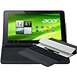 UltraSlim Acer Iconia Tab A510 A511 & Iconia Tab A700 Tasche Case Hülle mit Standfunktion