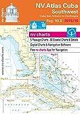 Cuba Southwest, Cabo de San Antonio to Cienfuegos [nv charts reg 10.3 NV Verlag]