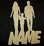 Familienbande mit deinem Familien Namen Familienschild Haustür Namensschild Familie Schild