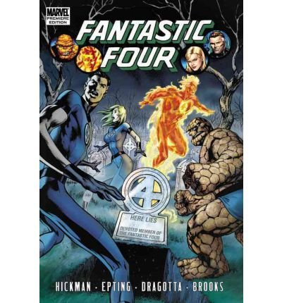 [(Fantastic Four: v. 4 )] [Author: Jonathan Hickman] [May-2011]