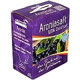 Aronia Muttersaft, 3 Liter Bag in Box, Aroniasaft
