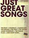 Just Great Songs. Für Klavier, Gesang & Gitarre