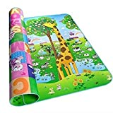 Best Baby Play Mats - Gion Waterproof Double Sided Baby Play Mat Review