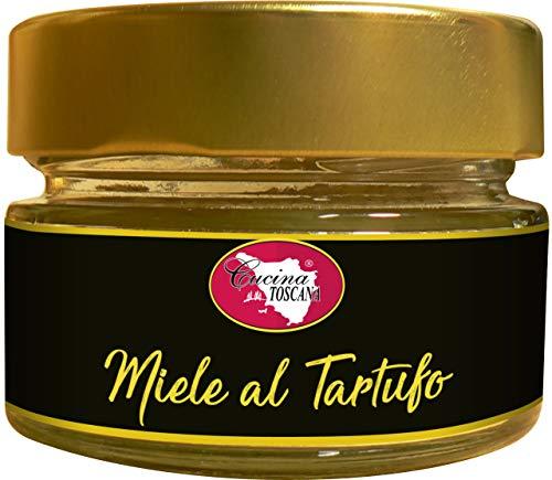 Miele aromatizzato al Tartufo 3x110gr Qualità Artigianale Cucina Toscana