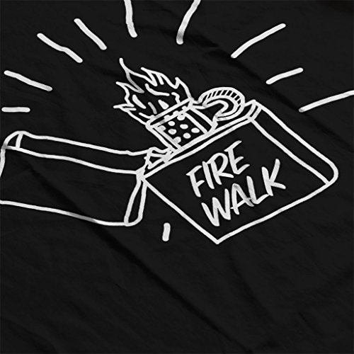 Before The Storm Fire Walk Life Is Strange Women's Sweatshirt Black