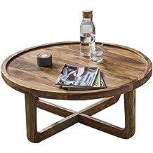 Suchergebnis Auf Amazonde Für Runder Couchtisch Holz