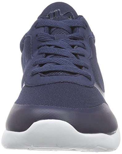 Fila  FIREBOLT LOW, Sneakers Basses homme Bleu - Bleu (Dress Blues)