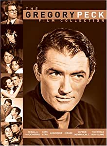 Gregory Peck Film Collection [Import USA Zone 1]
