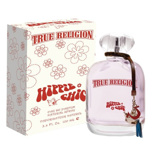 True Religion Hippie Chic for Women, Eau de Parfum, 1er Pack (1 x 100 ml)