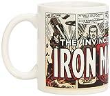 Semic Distribution smug014–Möbel und Dekoration–Tasse Marvel Retro Serie 1–Iron Man