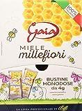 Gaia Miele Millefiori 100% Italiano - 100 Bustine da 4g