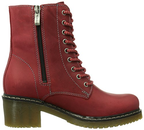 Tamaris 25296, Boots femme Rouge (Red 500)
