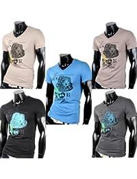 Herren T-Shirt Shirt 100% Baumwolle AS-shirt Tanktop Tank top T shirt Body